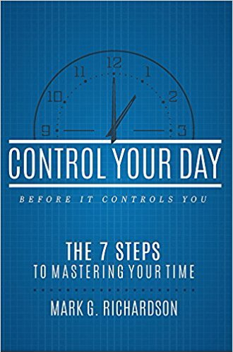 Mark Richardson Control Your Time Book 2